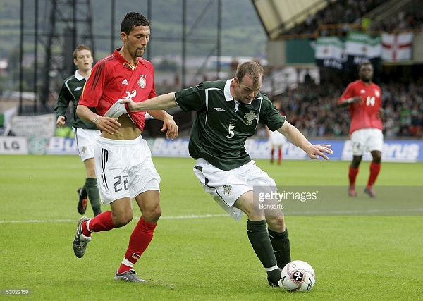 Jerman vs Irlandia Utara