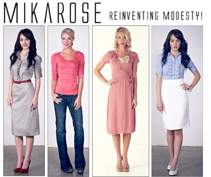Our thoughts on modest clothing - Mikarose locations in utah ...