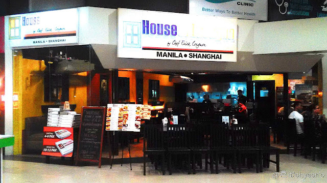 House of Lasagna in Robinsons Place Manila; Getaway to Manila; Philippines