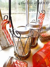 4 The Love Of Wood Winter Cocoa More Mason Jar Ideas