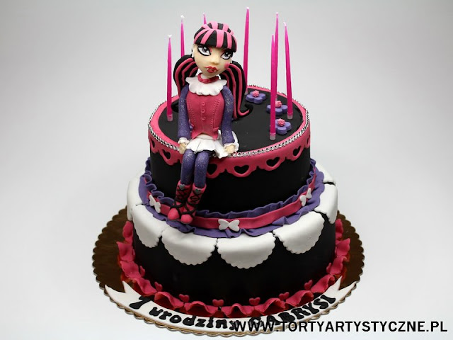 monster high tort