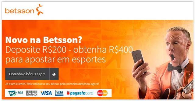 Review Betsson - Um dos Melhores Sites de Apostas para Brasileiros
