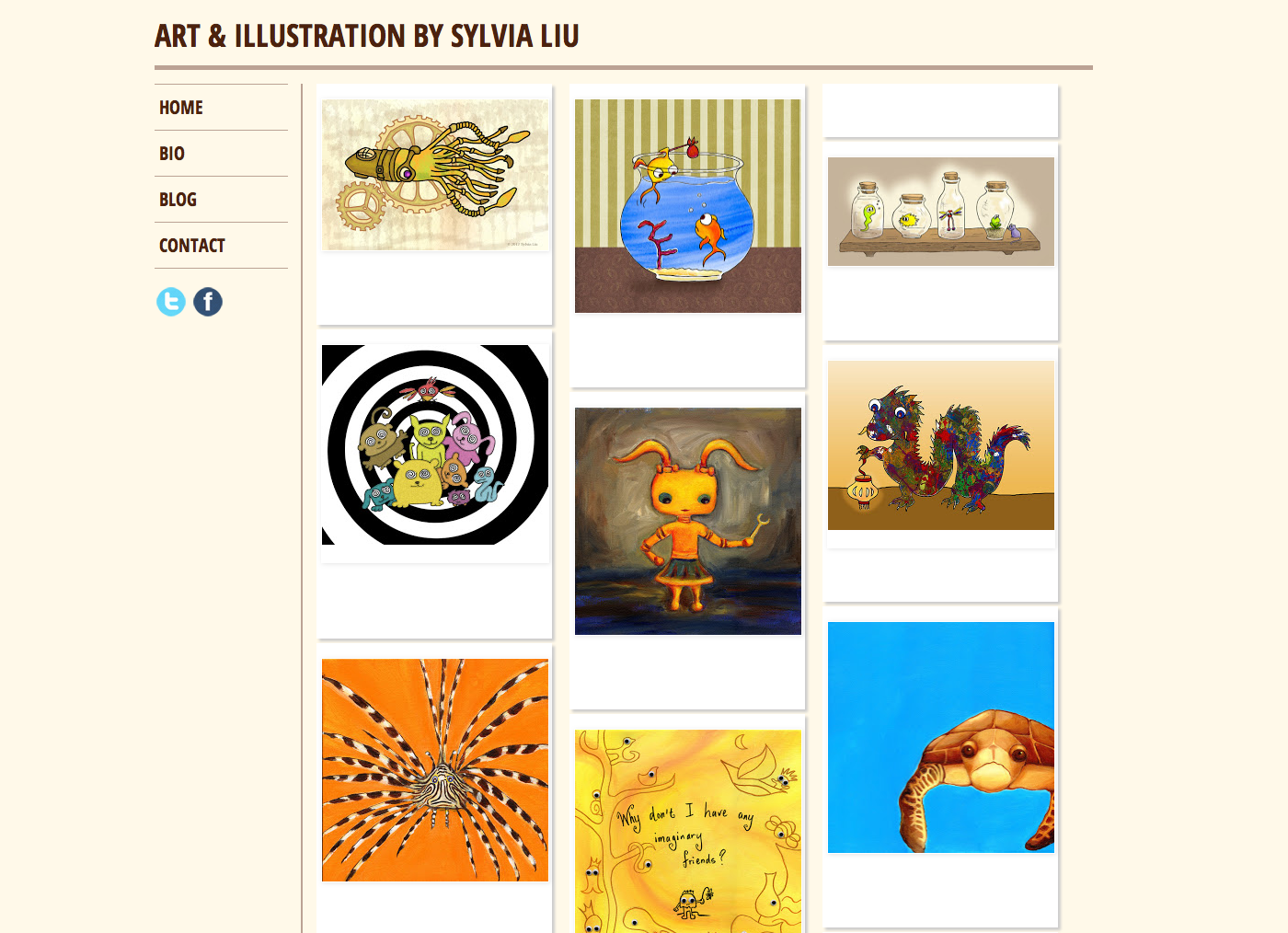 How To Make An Art Portfolio On Blogger