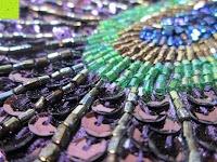 Muster: Sumolux Schöne Handtasche Tasche Partytasche Abendtasche Tasche für Frauen Tasche für Damen Lila