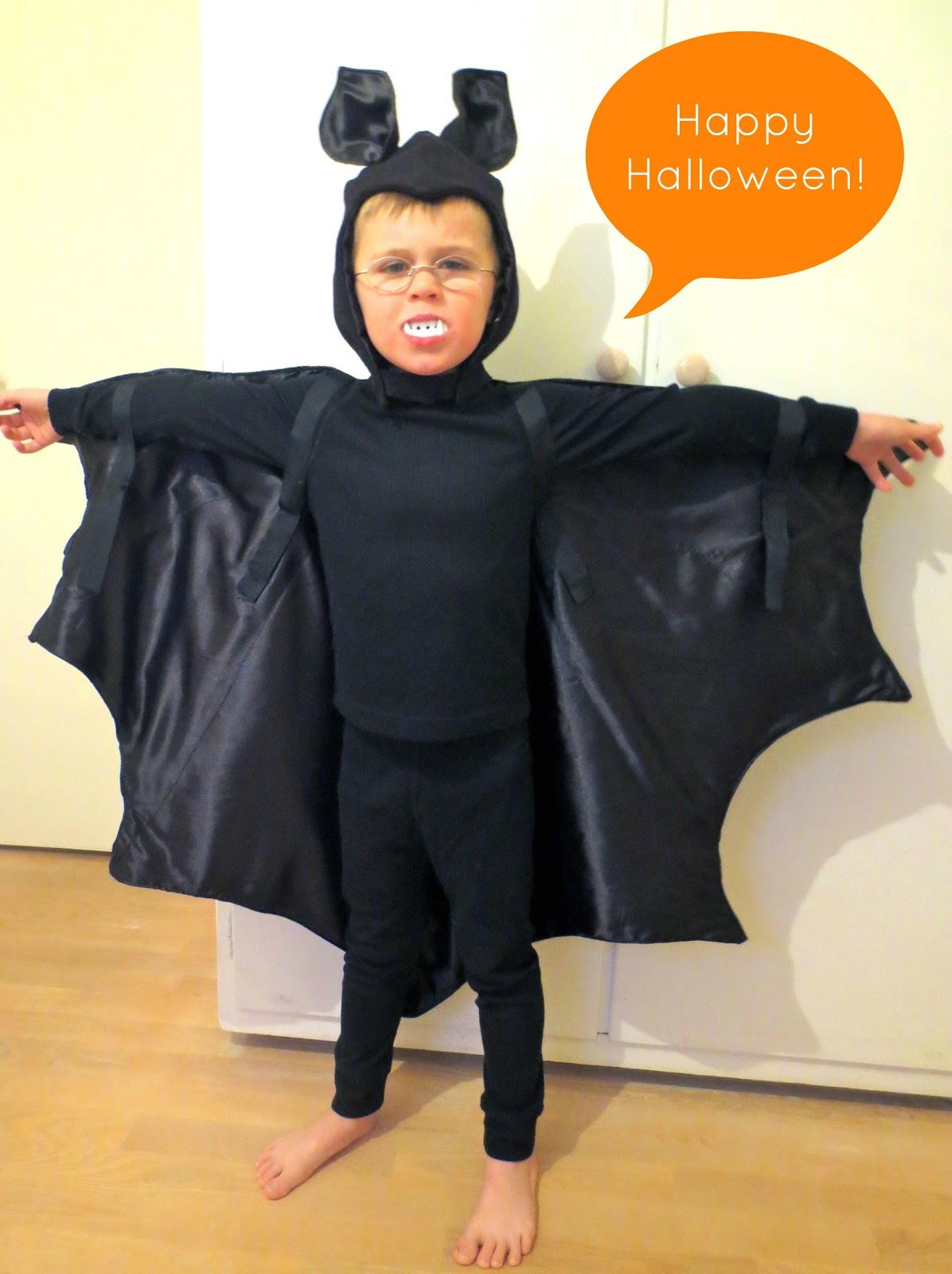 Create Oh La La Diy Bat Costume
