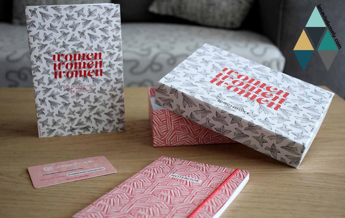 avis et test box beauté birchbox