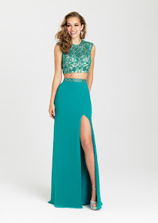 crop tops prom dress