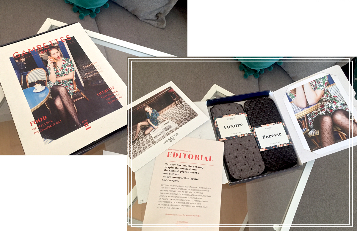 Fashion Stuttgart Blog Outfit Gambettes Box Erfahrungen Lace Strumpfhosen Tights