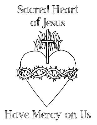 Look to Him and be Radiant: Sacred Heart of Jesus & Anima