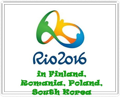 Watch PyeongChang 2018 Olympics in Finland, Romania, Poland, South Korea ?