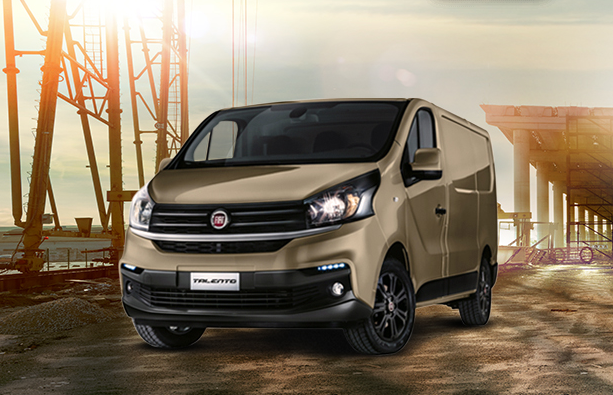 Fiat Talento 2019 Couleurs Colors