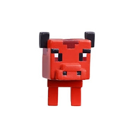 Minecraft Infernal Cow Mini Figures