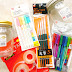 Daiso Stationery Supplies Haul + Mini Review