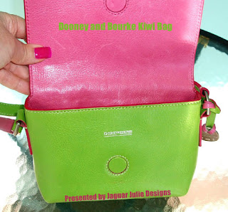 dooney and bourke square flap bag kiwi