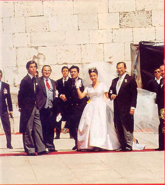 Casamento D. Duarte Pio E Isabel De Herédia