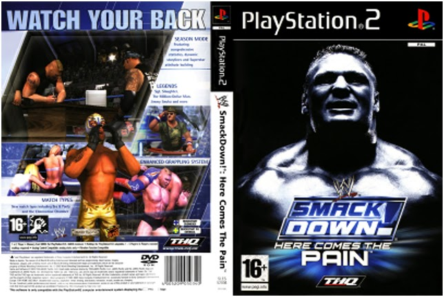 smackdown here comes the pain pc bios