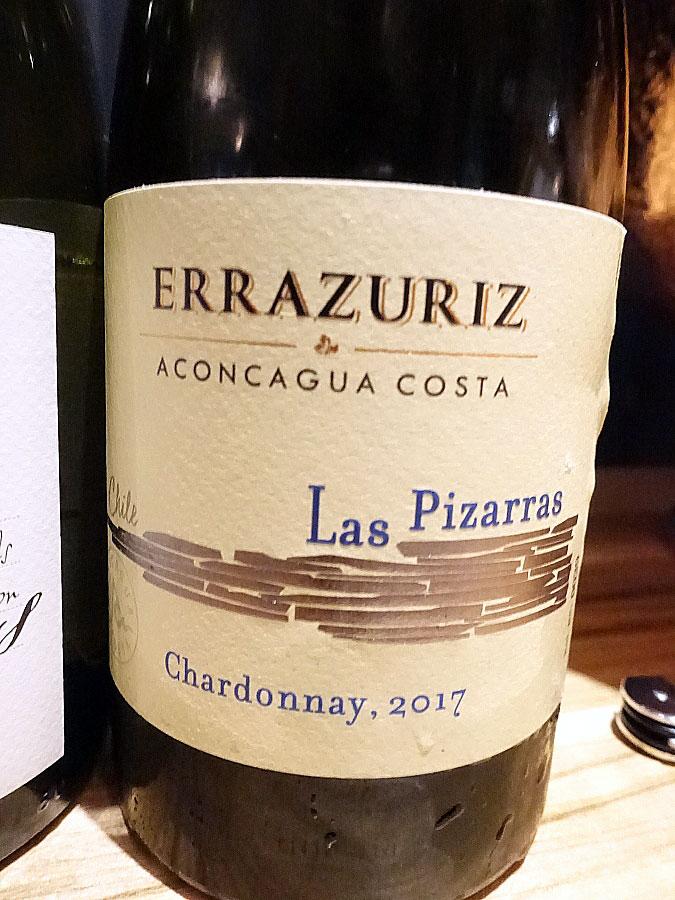 Errázuriz Las Pizarras Chardonnay 2017 (92 pts)