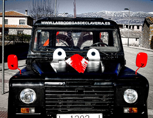 Land Rover de Claveria