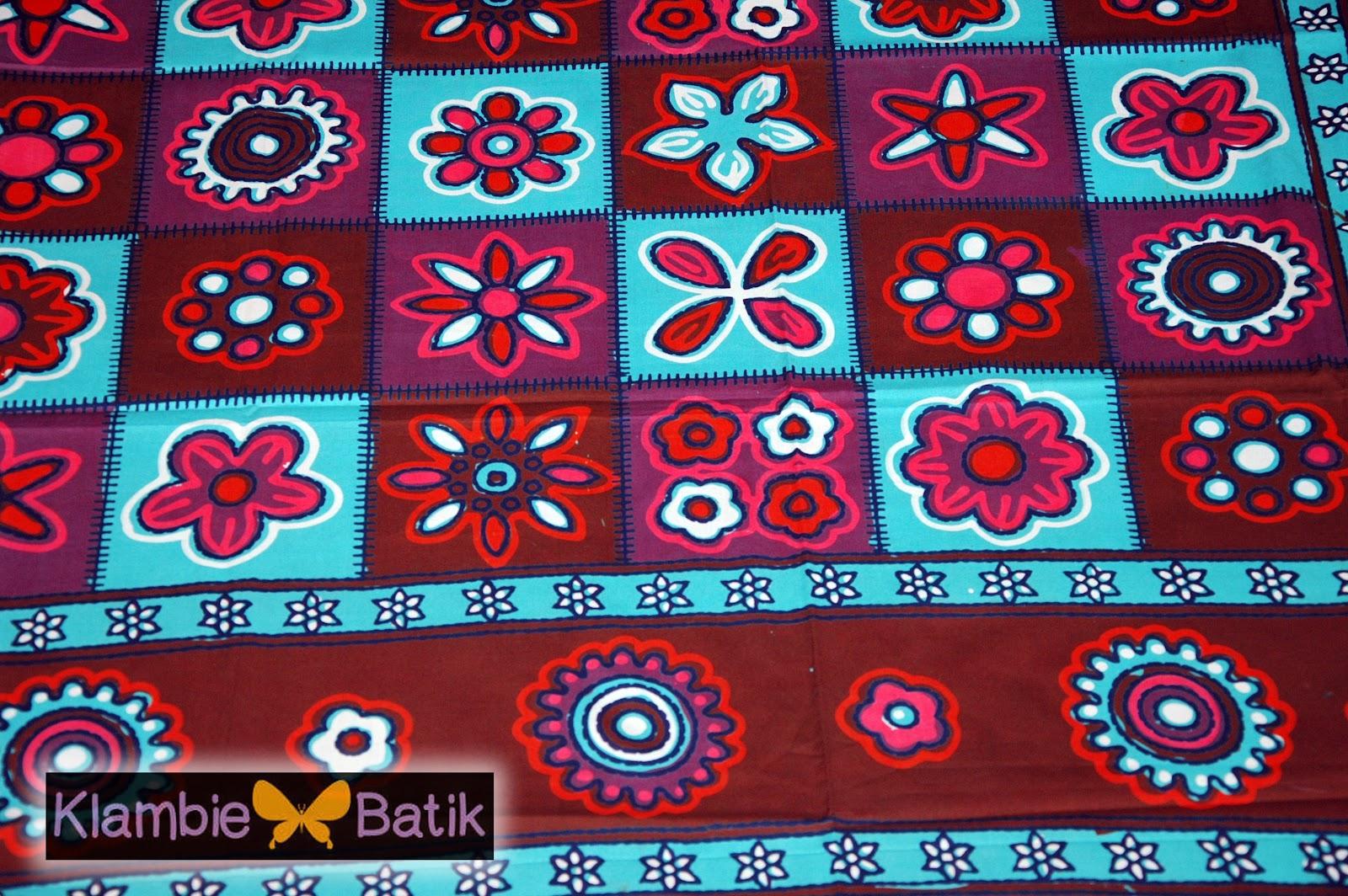 Batik Tulis Surabaya Contoh Dua