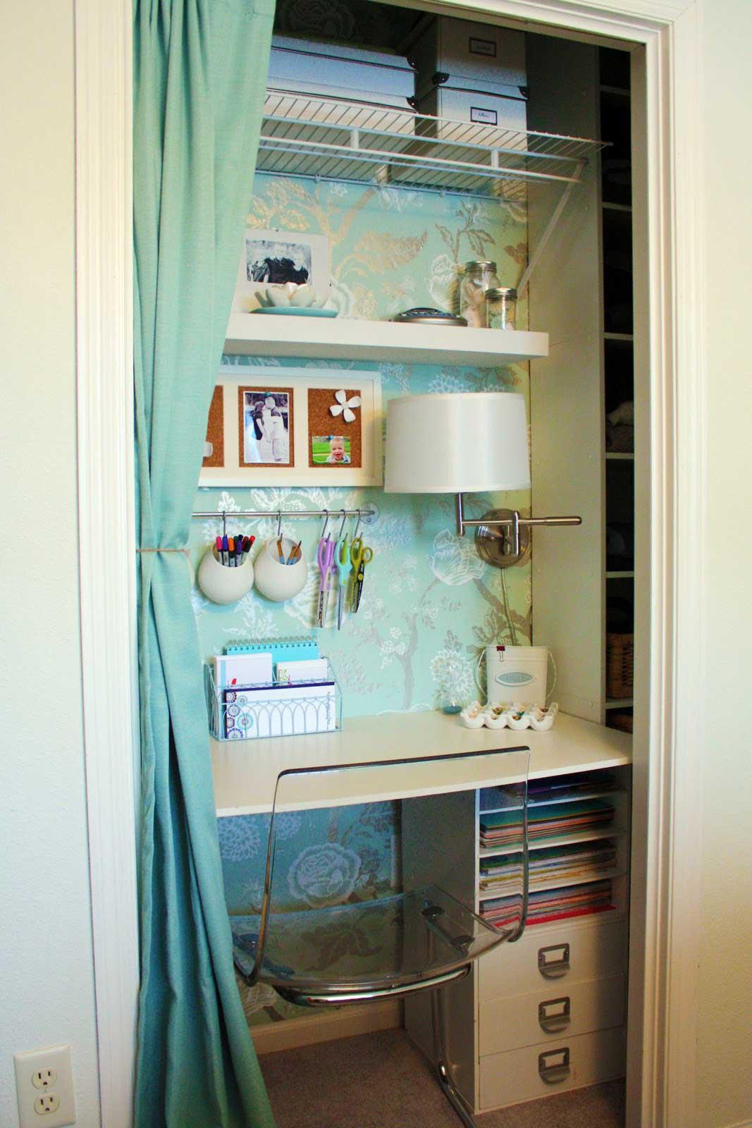 Admirable Amo Decor Com Closet E Home Office Largest Home Design Picture Inspirations Pitcheantrous