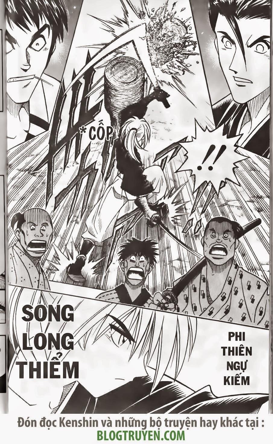 Rurouni Kenshin chap 166 trang 13