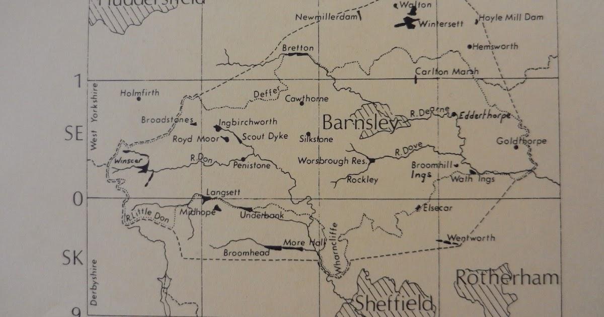 bbsgareamap map of barnsley