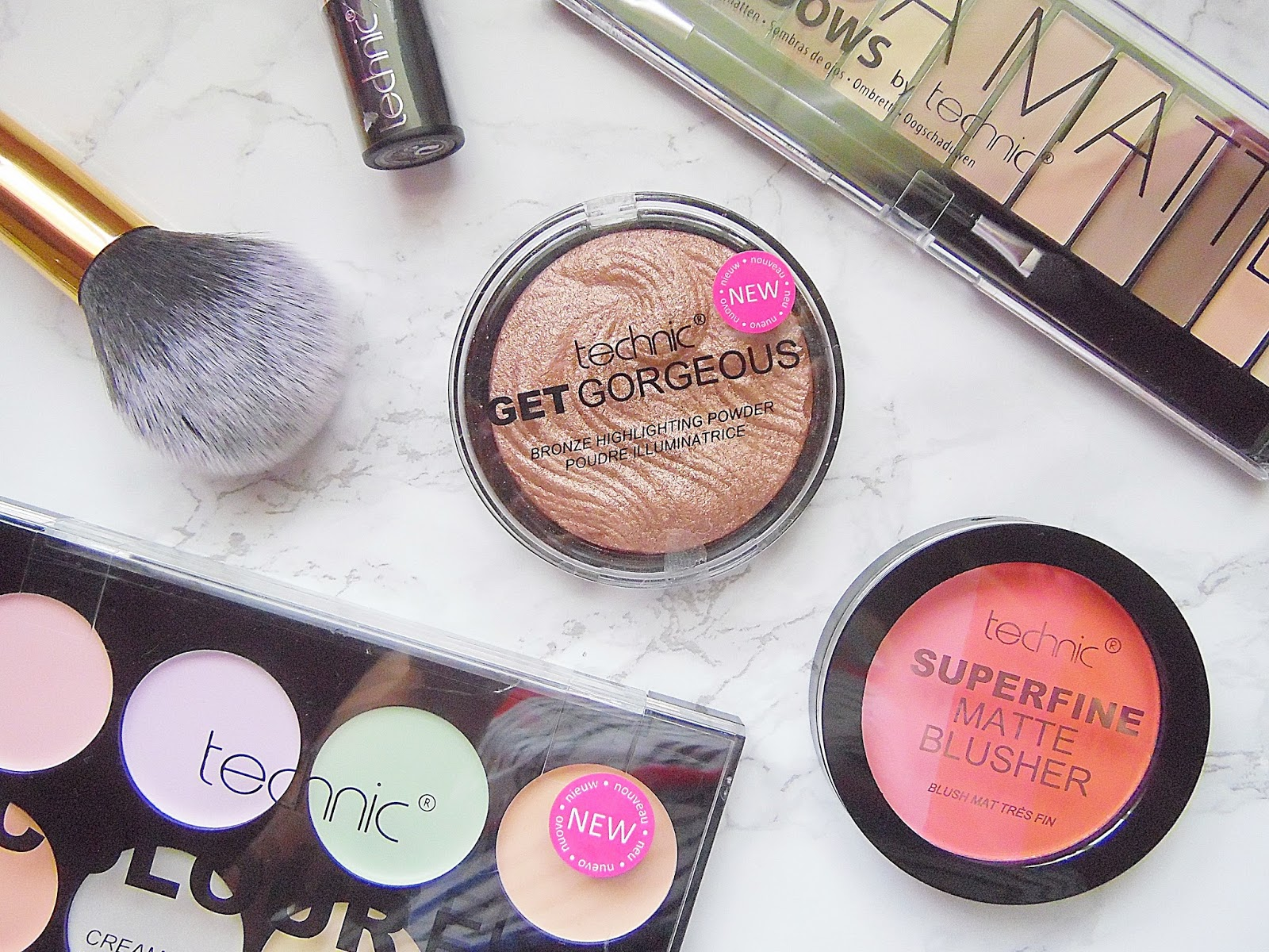 Technic Cosmetics First Impressions