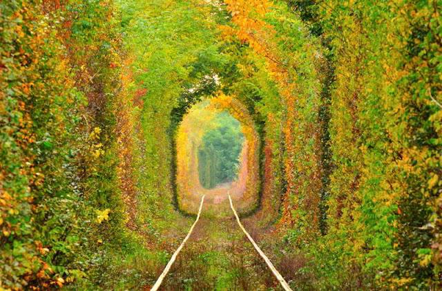 نفق الحب ,رومانيا ,كاراس ,سيفرين Tunnel Of Love, Romania, Caras-severin