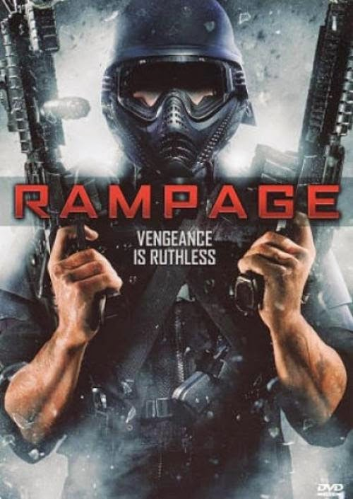 Rampage: Uwe Boll's character story of youth without hope | A Constantly Racing Mind
