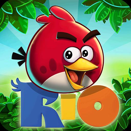 تحميل لعبة Angry Birds Rio v2.6.9 مهكرة وكاملة للاندرويد كلشي لا نهاية