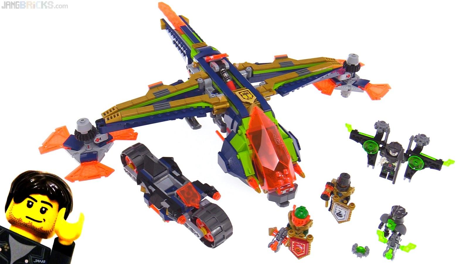 JANGBRiCKS LEGO reviews & MOCs: 2017