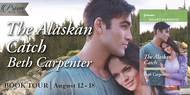 We're launching the Book Tour for THE ALASKAN CATCH by BETH CARPENTER!