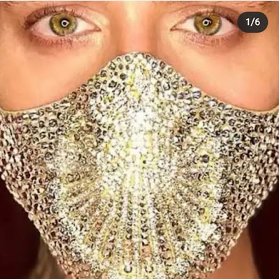 How to Crochet a Quick and Easy Face Mask.