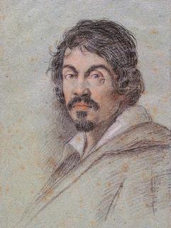 Ottavio Leoni's portrait of Caravaggio