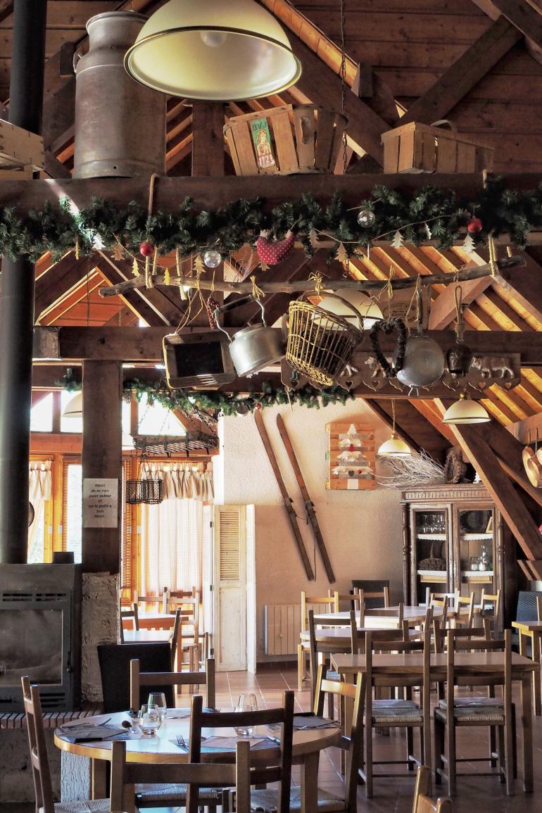 Restaurant le Capucin dans le massif du Sancy