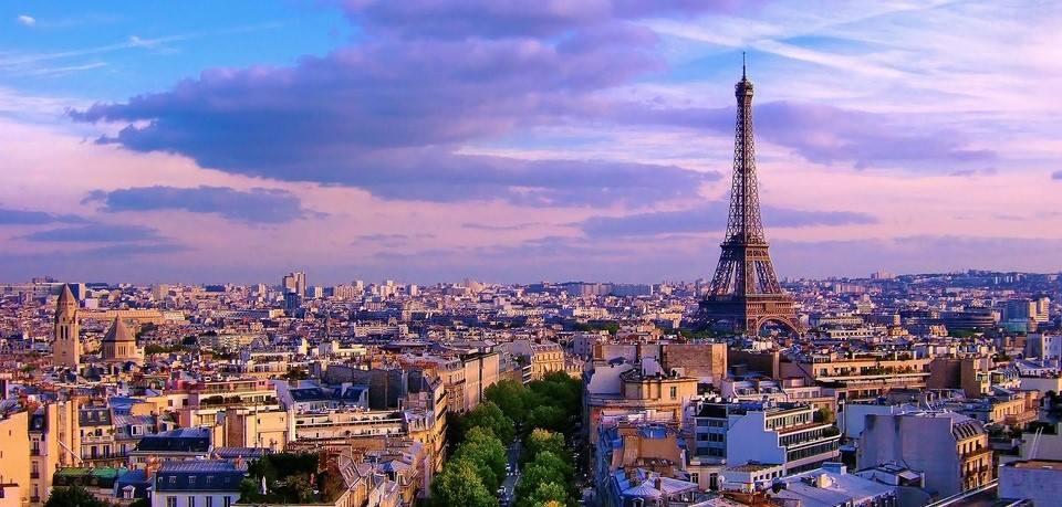 Frankrike Den Store Baguette Nasjonen