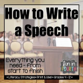 https://www.teacherspayteachers.com/Product/How-to-Write-a-Speech-1430713