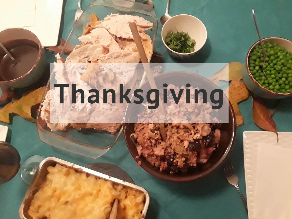 Célébrer Thanksgiving aux Etats-Unis