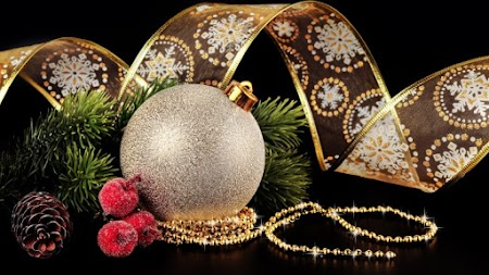 New year and Christmas decoration