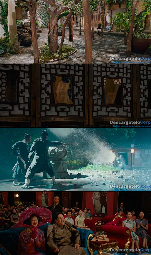 Un monje baja de la montaña HD 720p Español Latino