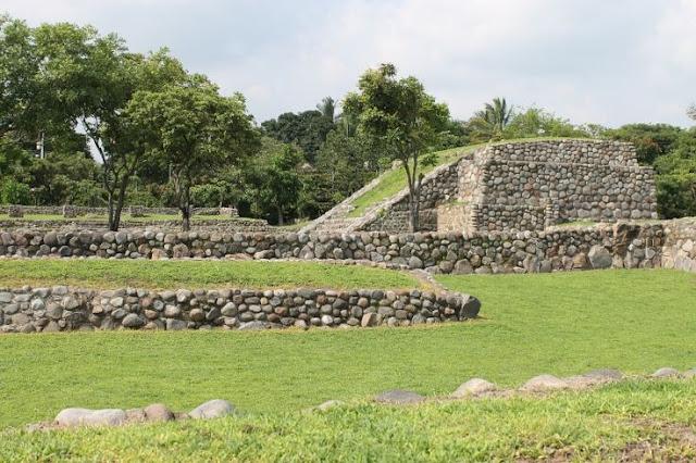Zona Arqueológica el Chanal Colima