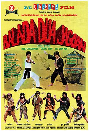 Balada Dua Jagoan (1977) VCDRip