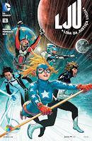 Os Novos 52! Liga da Justiça Unida #16