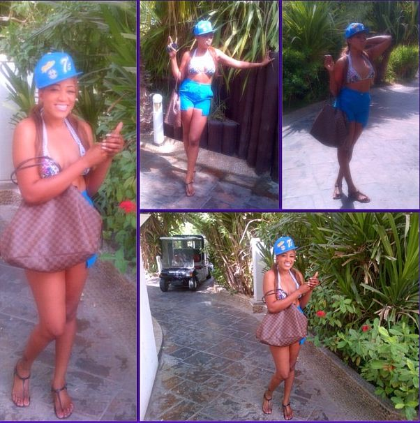 rukky sanda vacation pictures