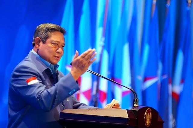 Sekjen Gerindra: Jangan Giliran Mengkritik, SBY Dianggap Baper