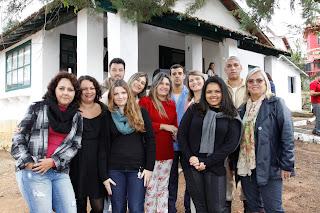 Equipe do CAPSI: acompanhamento multidisciplinar e inserção social para os pacientes