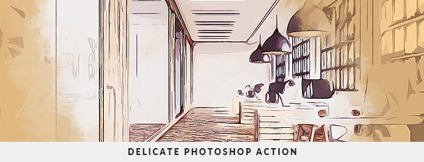 Painting 2 Photoshop Action Bundle - 22