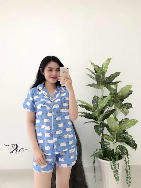 Mua đồ bộ pijama short nữ tại Tây Ninh ở đâu bán?