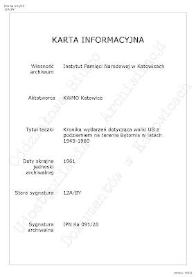 Kronika UB