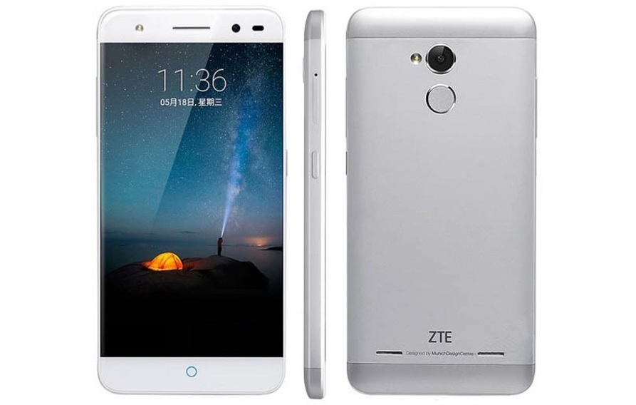 ZTE Blade A2S Launched
